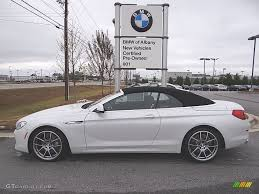 BMW Convertible bmw convertible 650i : 2013 Mineral White Metallic BMW 6 Series 650i Convertible ...