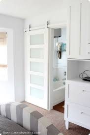 Bathroom Doors. Remarkable Bathroom Door Installation Furnishings ...