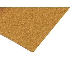 150 Sq Ft Qep 150 Sq Ft 2 Ft X 3 Ft X 1 2 In Cork Underlayment Sheets