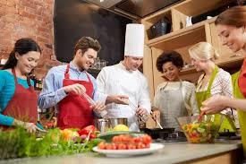 Cours De Cuisine En Petit Groupe Avec Un Chef étoilé Aix En Provence