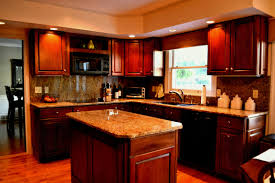 C Kitchen Paint Colors With Dark Brown Cabinets On Innovative Trendy Popular Color  Ideas Decoration