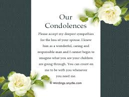Christian Condolences Quotes Best Of Sympathy Messages For Loss Of Husband Wordings And Messages