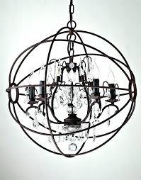 metal orb chandelier black orb chandelier chandelier amusing crystal orb chandelier chandelier replica round brown chandeliers metal orb chandelier