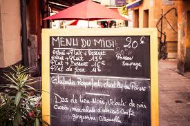Fancy Restaurant Menu Fancy Restaurant Menu Terms Decoded