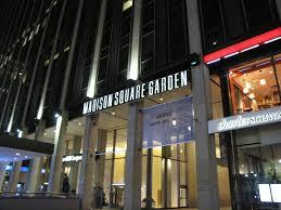 phoenix madison square garden holy