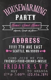 Housewarming Party Invites! amandarobinett.com