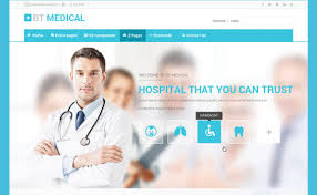 Top 4 Beautiful And Easy To Use Joomla Medical Templates