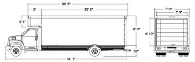 26ft Moving Truck Rental | U-Haul