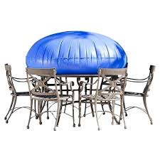 elegant round patio table and chairs for round patio table with chairs cover with inflatable airbag