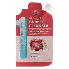 POCKET <b>Пенка для умывания RED</b> TOKS BUBBLE CLEANSER ...
