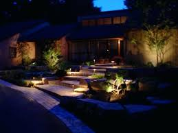 low voltage garden lighting kits outdoor lighting
