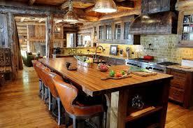 cabin kitchen design. Image Of: Cabin Kitchen Cabinets Design