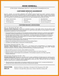 Resume Objective For Customer Service Representative | Weraz