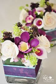 Centrepiece wedding flowers