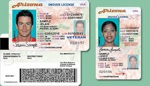 License Or Identification An Needed For Drivers State Az Id
