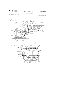 Folding Staircase Patent Us3408959 Folding Staircase Google Patents