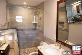 bathroom remodeling company. Before And After Bathroom | Remodeling Clearwater Company