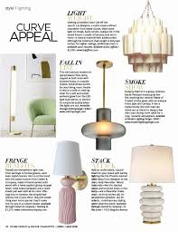 acrylic stacked ball floor lamp lovely press