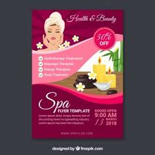 Salon Flyer Vectors Photos And Psd Files Free Download
