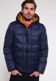 tommy hilfiger amos winter jacket blue men clothing jackets tommy hilfiger tommy hilfiger fashionable design