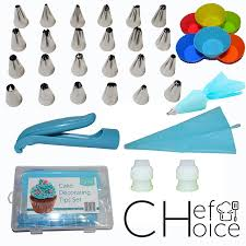 Cupcake Kitchen Decor Sets Amazoncom Decorating Tools Home Kitchen Cake Toppers