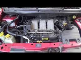 how to change the spark plugs and wires on a caravan town and 2000 Chrysler Voyager Alternator Wiring how to change the spark plugs and wires on a caravan town and country youtube Chrysler Alternator Wiring Diagram