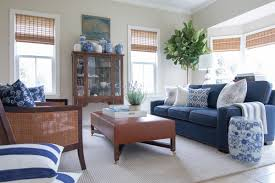 Navy Living Room Furniture Living Room Simple Living Room Sky Blue And White Themed Navy