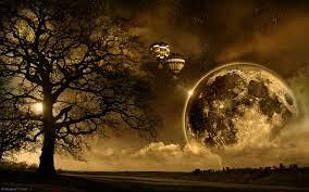 Moon Wallpaper Desktop 3d - 1280x800 ...