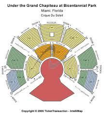 Grand Chapiteau At Bicentennial Park Tickets In Miami