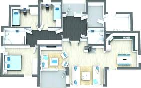 modern open floor plan open