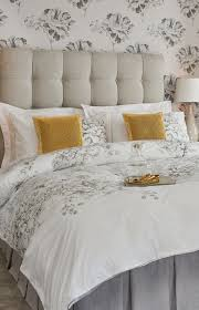 this is where statement wallpaper can come into its element matched with some soft and silky bed linen you can t go wrong with fls in the bedroom