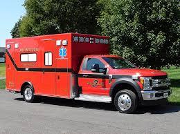 Johnston Ambulance Service Johnston Fire Rescue Pl Custom Emergency Vehicles Ambulances