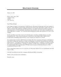 Executive Cover Letter Examples Cfo Cover Letter Sample Cover Letter For Chief Financial Officer