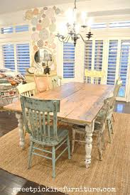 country farmhouse furniture. 30 Modern Dining Room Decoration Ideas. Farm Style TableCountry Country Farmhouse Furniture E