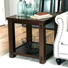 tall black end table end tables drawer espresso side table mesmerizing tall black and white modern tall black end table accent