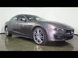2018 maserati for sale.  2018 new 2018 maserati ghibli s granlusso sedan for sale plano texas maserati for sale i