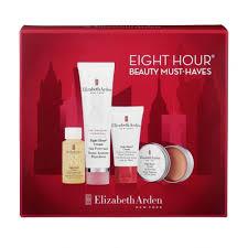 elizabeth arden elizabeth arden eight hour beauty must haves gift set