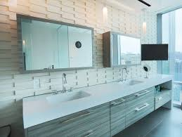 Double Mirrored Bathroom Cabinet Furniture Outstanding Mirror Sliding Medicine Cabinet With Double