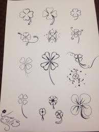 Idee Tattoo Quadrifoglio Anna Stile Jewels Tattoo Tatuaggi