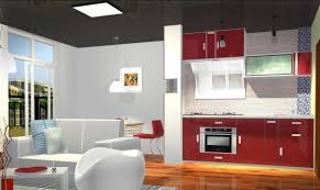Kitchen With Living Room Design Cabinet Living Room Design Half Floating Tv Stand Glass Cabinets