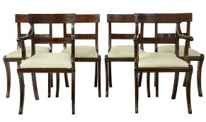 regency dining chairs the uk s premier antiques portal
