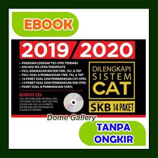 Soal cpns ini merupakan kumpulan dari soal cpns 2018 pdf, soal cpns 2019 pdf, dan soal cpns 2020 pdf. E Book Latihan Soal Hots Cpns 2019 2020 Ebook Skd Skb Cpns Buku Tes Cpns Terlengkap Terbaru Shopee Indonesia