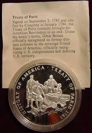 「1783 the Treaty of Paris」の画像検索結果