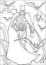 Kleurplaten Fantasie Superhelden Juf Milou
