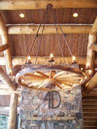 wagon wheel lighting fixtures. Exellent Wheel Wagon Wheel Lamp 7 On Wheel Lighting Fixtures