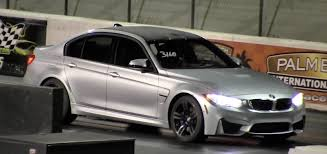 Coupe Series bmw m3 dinan : 2015 BMW M3 F80 Dinan 1/4 mile Drag Racing timeslip specs 0-60 ...