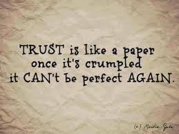 essays on trust