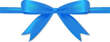 Blue Ribbon Design Blue Bow Ribbon Icon Vector Data Svg Vector Public Domain