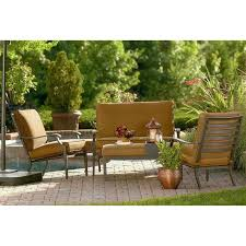 kmart outdoor patio furniture conversation replacement cushion set kmart outdoor patio furniture covers
