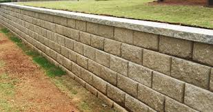 retaining wall blocks delivery in